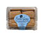 Miniatura Galletas rizadas caseras sin azúcar en blister