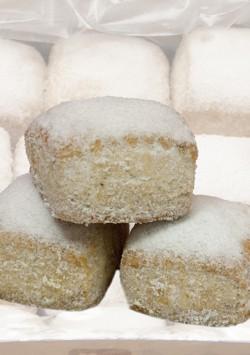 Mantecados blancos granel