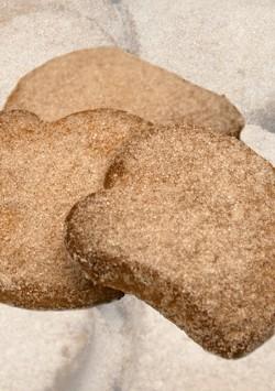 Mantecados morenos granel