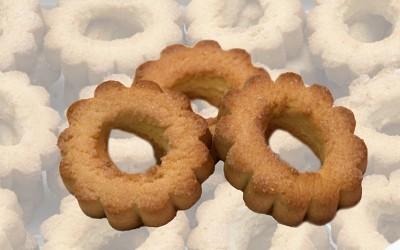 Pastas flor - Productos Santa Gema