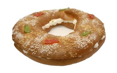 Roscón de Reyes - Productos Santa Gema
