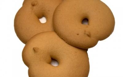 Rosquillos de huevo sin azúcar - Productos Santa Gema