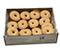 Miniatura Rosquillos de huevo sin azúcar granel