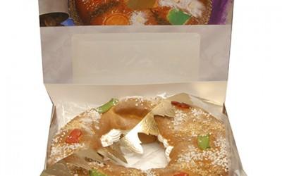 Roscón de Reyes caja