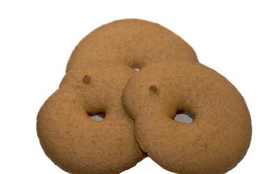 Rosquillos de huevo inegral sin azúcar